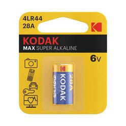 Kodak Max Alkáli Fotó Elem 28A 4LR44 (6V) B1